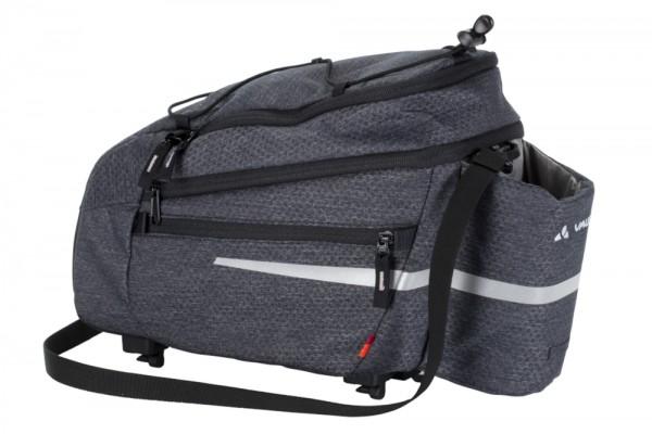 Vaude Silkroad L Melange mit Snap-IT Halter Sondermodell Gepäckträgertasche