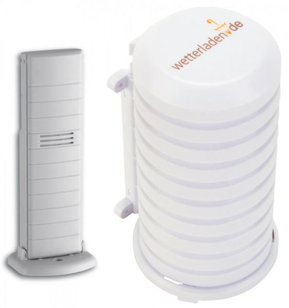 Funk-Sender TFA 30.3156.WD mit Wetterschutzgehäuse 868 MHz Temperatur Sender Ersatzsender