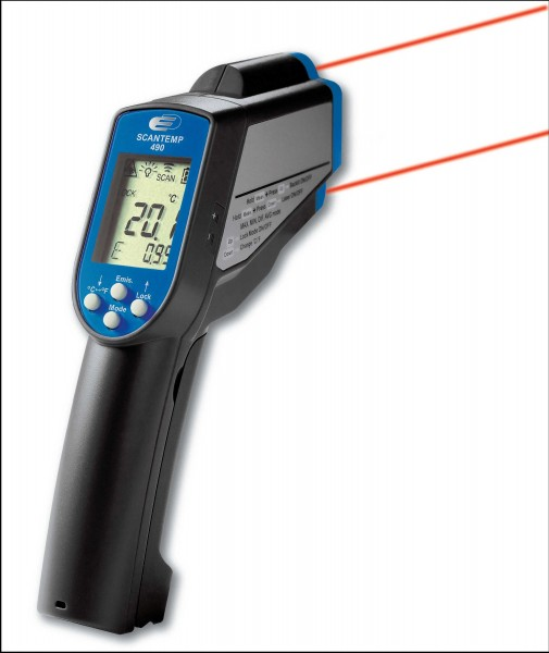TFA 31.1123 Infrarot-Thermometer SCANTEMP 490