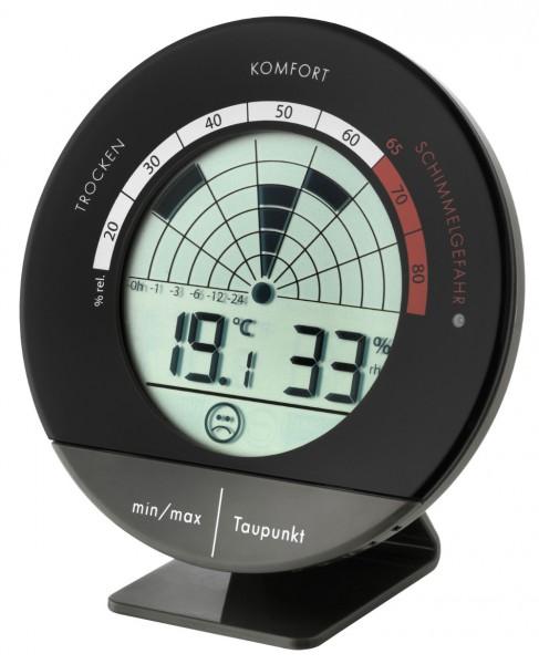 Schimmel-Radar Thermo-Hygrometer TFA 30.5032.20