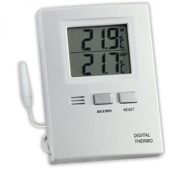 TFA 30.1012 Digitales Innen-Außen-Thermometer