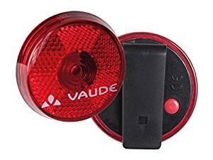 Vaude Blinklicht 30328 für Rucksack und Satteltaschen