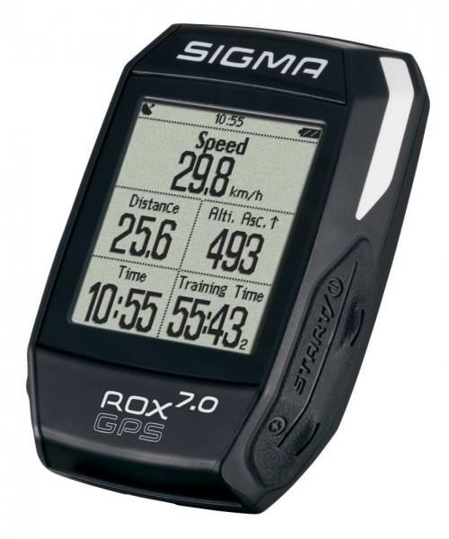 Sigma Rox 7.0 GPS Bike Computer Track Navigation