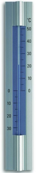 Aluminium Innen-Außen TFA 12.2045 Thermometer