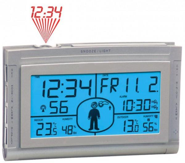 Sonderposten Technoline WS 9520 Wetter Max Funk-Wetterstation