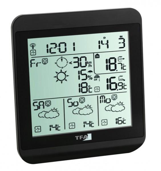 Wetter-Info-Center Meteotime Fiesta TFA 35.1130.01 Wetterstation
