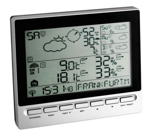 TFA 35.1127 Wetter Info Center METEOTIME INFO
