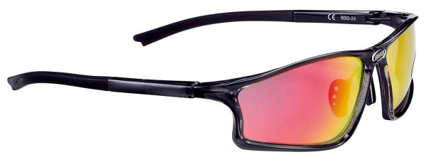 Sportbrille BBB BGS-24 Master Kristall