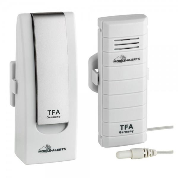 WeatherHub TFA 31.4002.02 Temperatur-Raumklimakontrolle