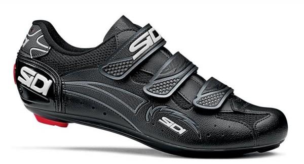 Fahrradschuhe Sidi Rennrad Zephyr schwarz