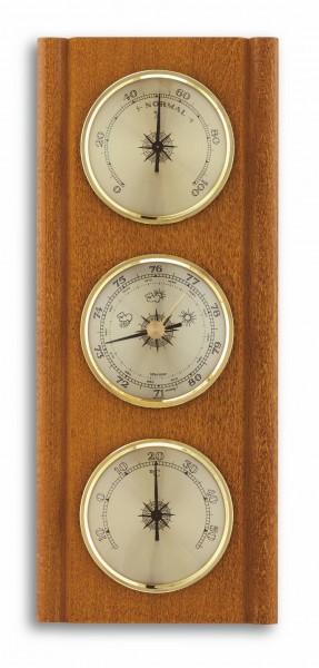 TFA 20.1002 Analoge Wetterstation aus Massivholz