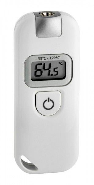 Infrarot-Thermometer Slim Flash TFA 31.1128