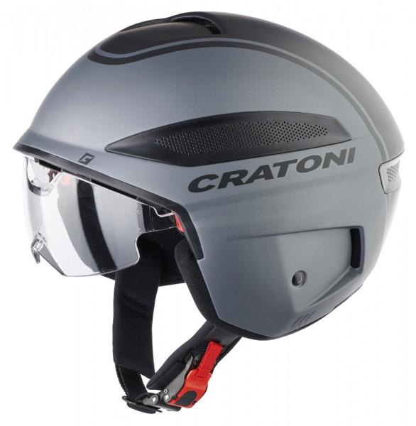 Cratoni Vigor Modell 2021 E-Bikehelm Motorradhelm Pedelec-Norm NTA 8776