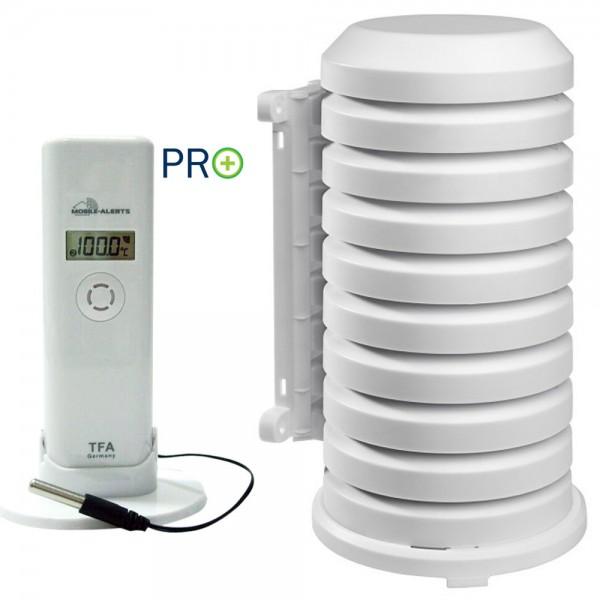 Profi Temperatur Kabelsender TFA 30.3302.02 mit Wetterschutzgehäuse