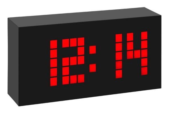 Funkwecker Timeblock mit Funkzeit TFA 60.2508
