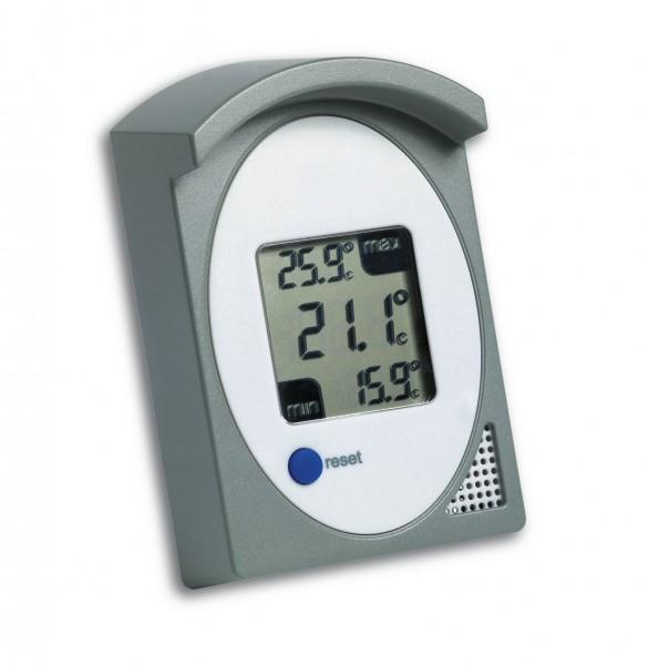 TFA 30.1017 Digitales Thermometer für innen oder außen