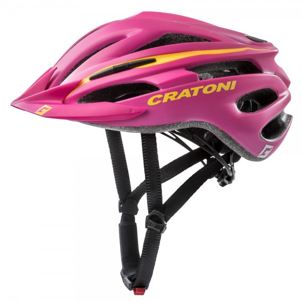 Cratoni Pacer S-M (54-58 cm) Jugendhelm Fahrradhelme