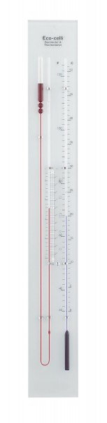 TFA 29.1007 Fluid-Barometer / Thermometer ECOCELLI