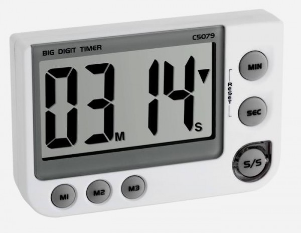TFA 38.2024 Digitaler Timer und Stoppuhr