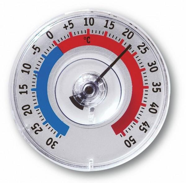 TFA 14.6009 Analoges Fensterthermometer TWATCHER