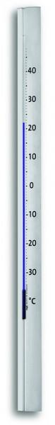Design Gartenthermometer Central Park TFA 12.2005 Alu-Außenthermometer