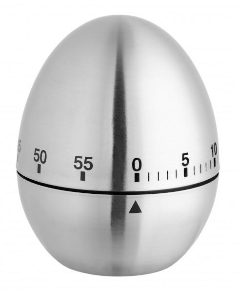 TFA 38.1026 Analoger Küchen-Timer aus Edelstahl EI