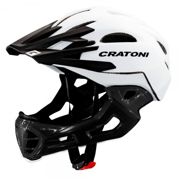Cratoni C-Maniac Modell 2018 Fahrradhelm Downhill Freeridehelm verschiedene Farben