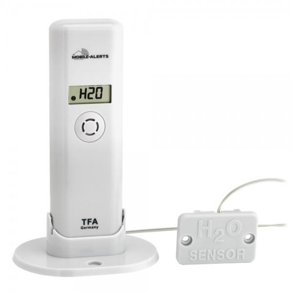 TFA 30.3305.02 Thermo - Hygro - Sender mit Wassermelder für WeatherHub
