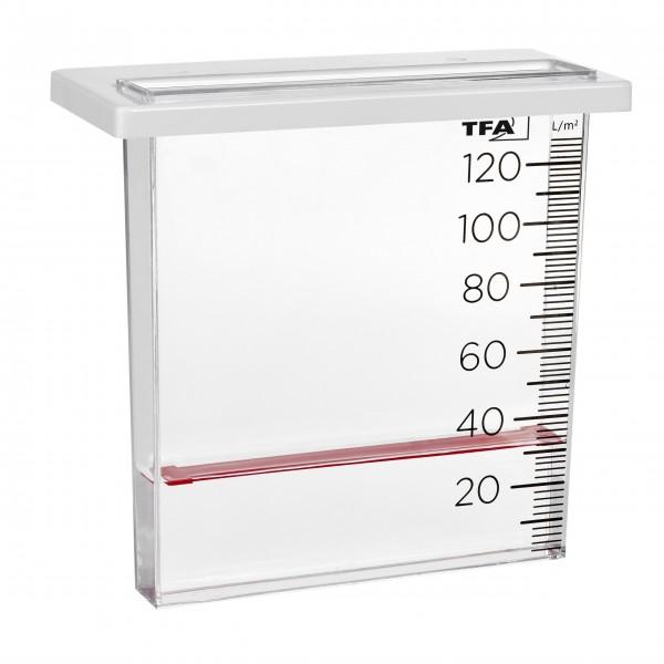 Analoger Regenmesser TFA 47.1014 neue funktionale Form