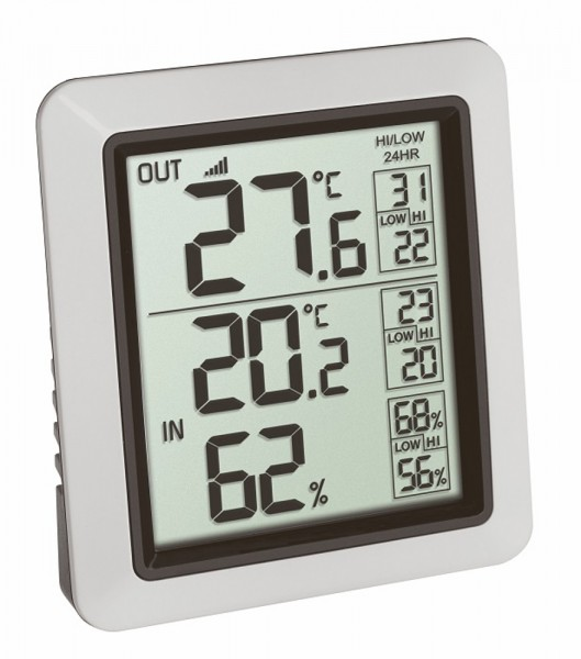 Funk-Thermometer INFO TFA 30.3065.02