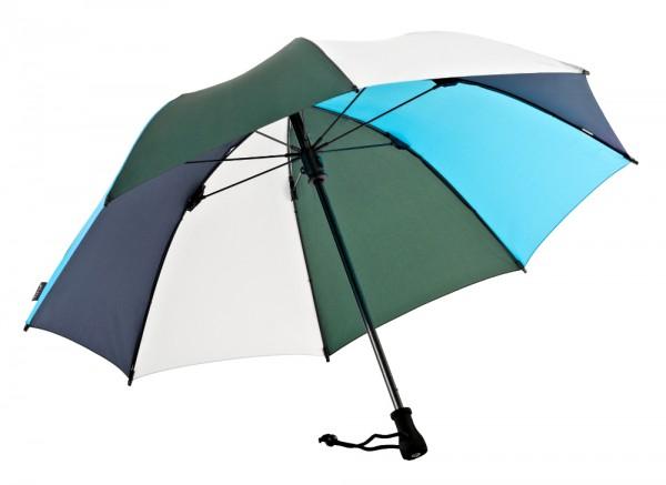 Euroschirm Regenschirm Birdiepal outdoor stabiler Trekkingschirm Stockschirm