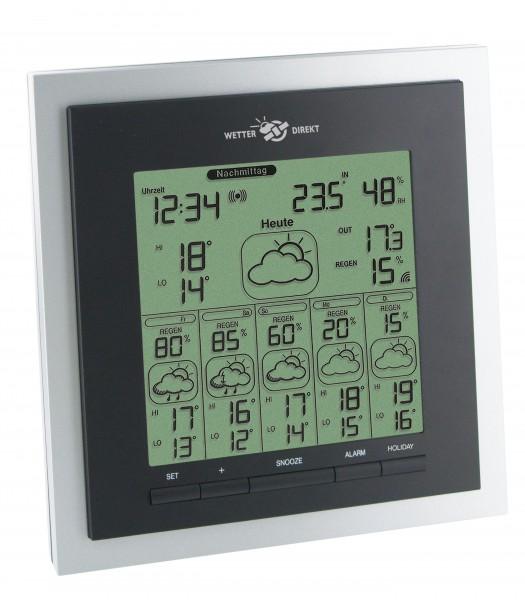 Wetterstation Wetterdirekt Eos Max Blackline TFA Dostmann 35.5015.54