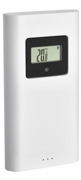 Temperatursender TFA 30.3242.02 Ersatzsender Zusatzsender für Wetterstation Horizon