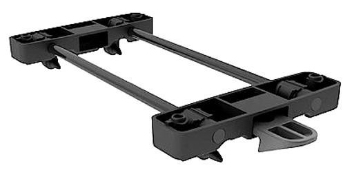 vaude silkroad l mit halterung snap it adapter oder i rack. Black Bedroom Furniture Sets. Home Design Ideas