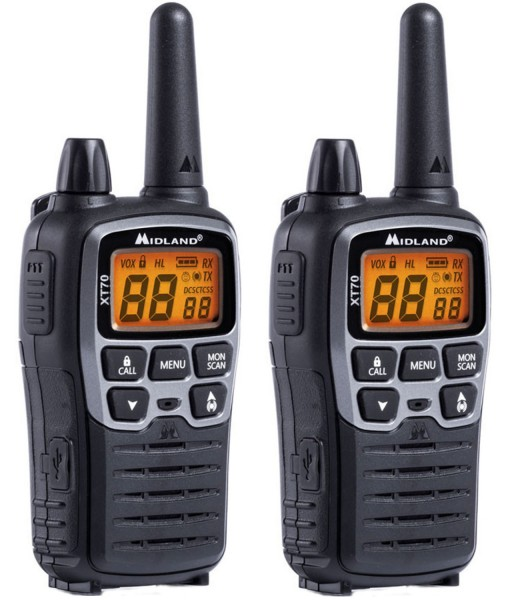 Midland Funkgeräte Sparset XT 70 Sprechfunkgerät