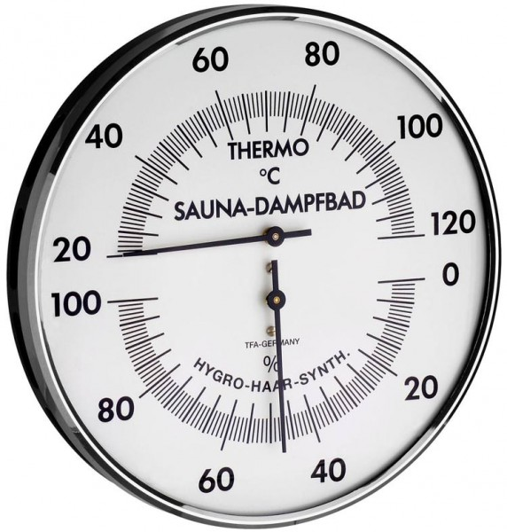 Sauna-Thermometer 401032