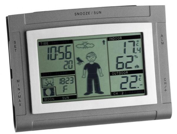 Wetterstation Weatherboy XS TFA 35.1064.10.50