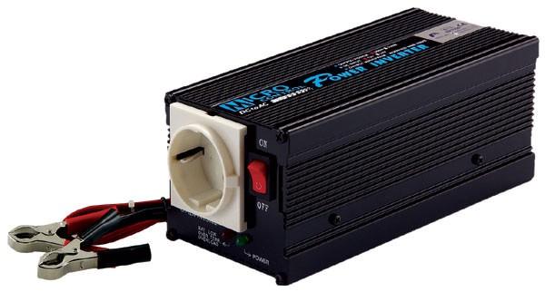 Spannungswandler Albrecht Inverter 300-600 Watt
