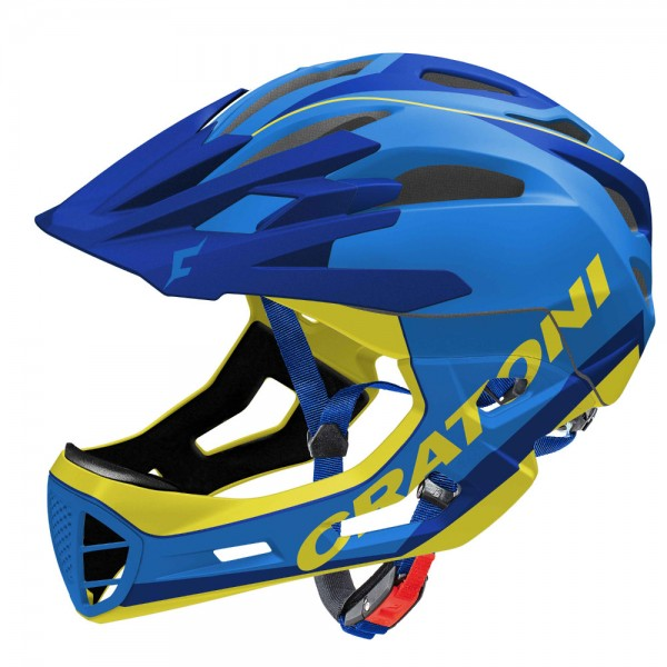 Cratoni C-Maniac Limited Edition Downhillhelm Fahrradhelm