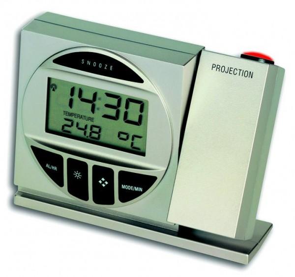 Projektionsuhr mit Temperaturanzeige WT 590