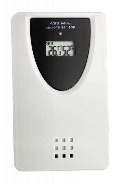TFA 30.3195 Ersatz Thermo-Hygro-Sender für Funk-Thermo-Hygrometer Twin Plus
