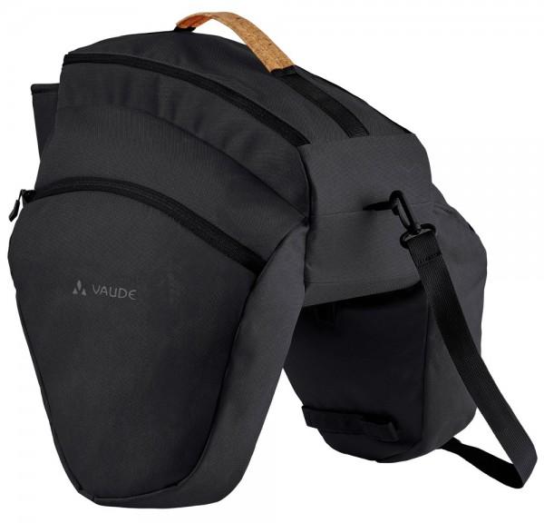 Vaude eSilkroad Plus Satteltasche für E-Bikes Gepäckträgertasche