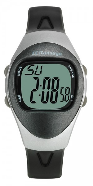 Sprechende Armbanduhr mit digitaler Anzeige TFA 60.7003.54 Sprachansage Deutsch