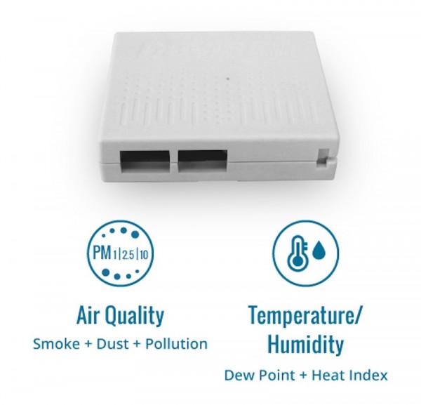 Davis AirLink 7210 EU Luft-Qualitäts-Sensor PM1, PM2,5, PM10