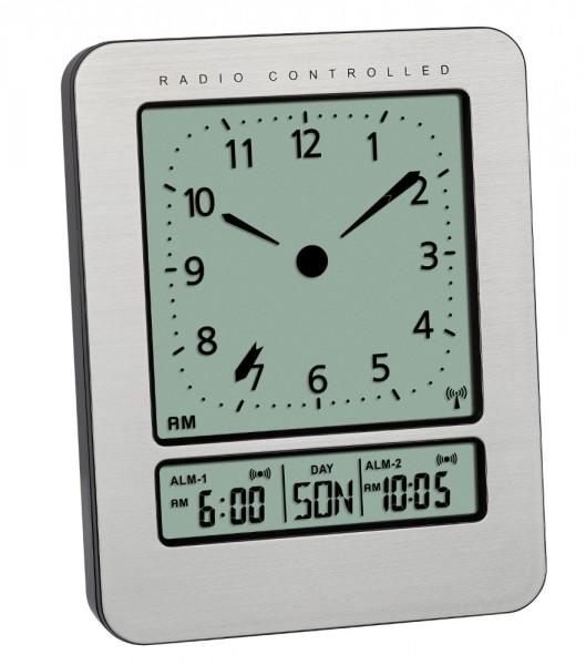 Digitaler Funkwecker TFA 60.2535.54 mit Temperaturanzeige