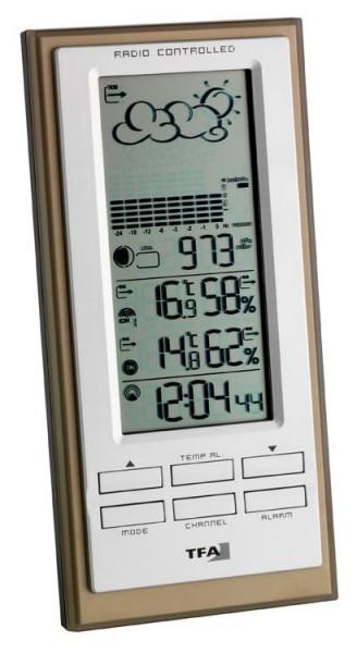 Wetterstation Faktum TFA 35.1101 B-Ware Sonderposten Sonderangebot
