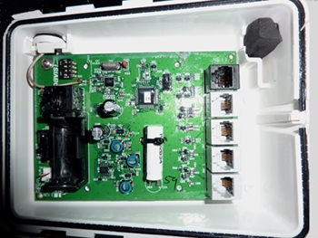 Funk-Platine für Davis Vantage Pro 2 ISS ab 5/2016 Ersatzteil Zubehör