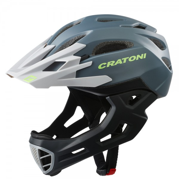 Cratoni C-Maniac Fullfacehelm Downhill Freeride Fahrradhelm