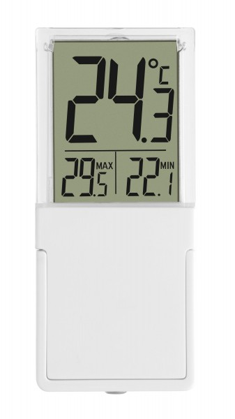 TFA 30.1030 Digitales Fenster- oder Innenthermometer VISTA