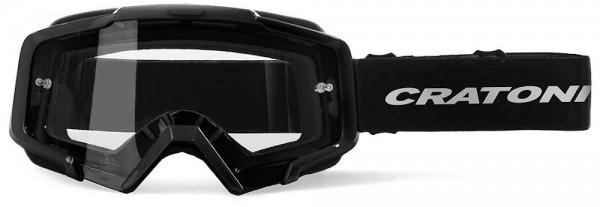 Cratoni C-Dirttrack Mountainbike Brille Fahrradbrille Sportbrille